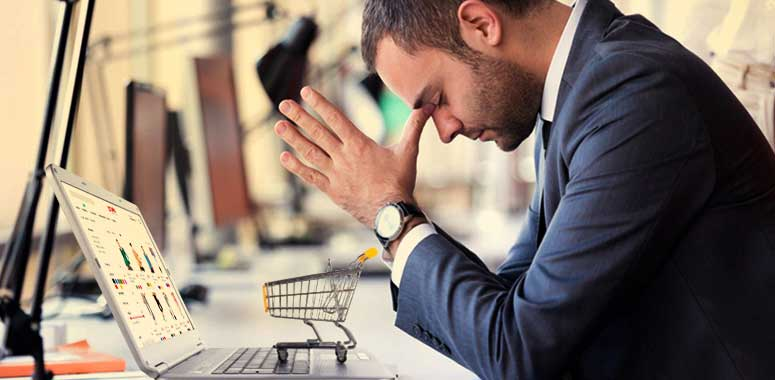 25 most common mistakes must avoid in online shop