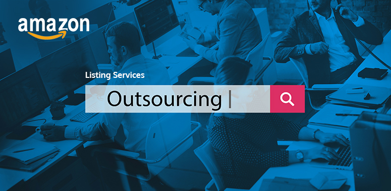 amazon product listing outsourcing benefits