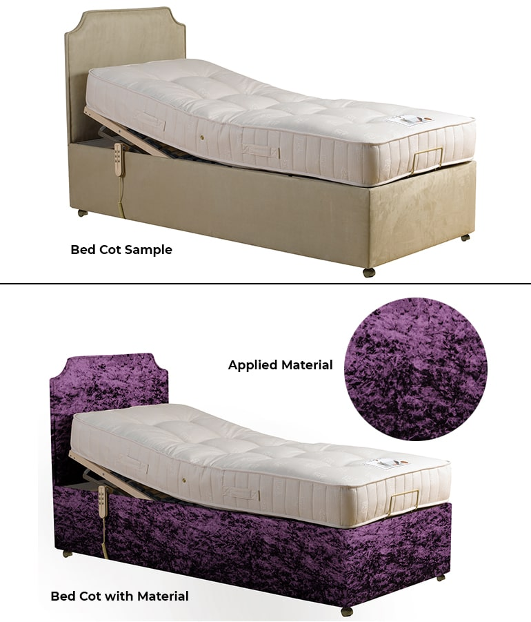 bed cot image sample