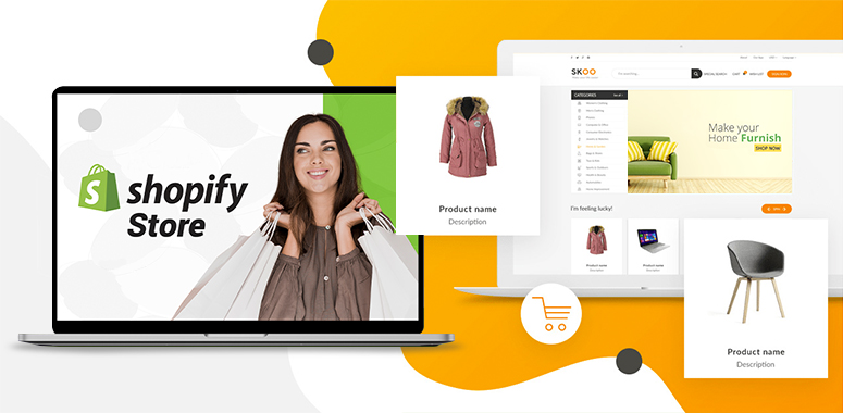 benefits choosing shopify for ecommerce website