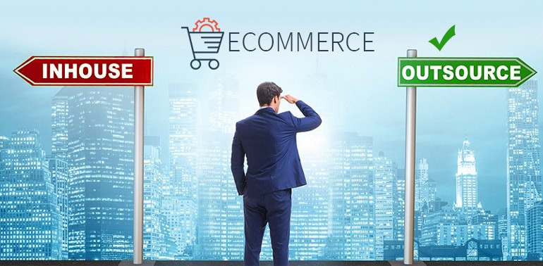 benefits outsourcing service provider ecommerce