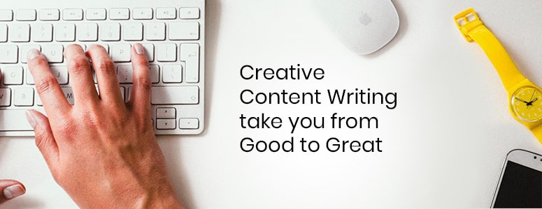creative content writing