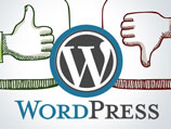 disadvantage wordpress website