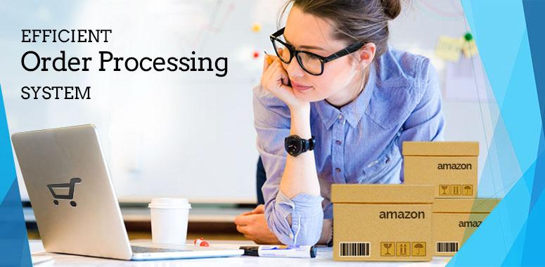 efficient order processing system