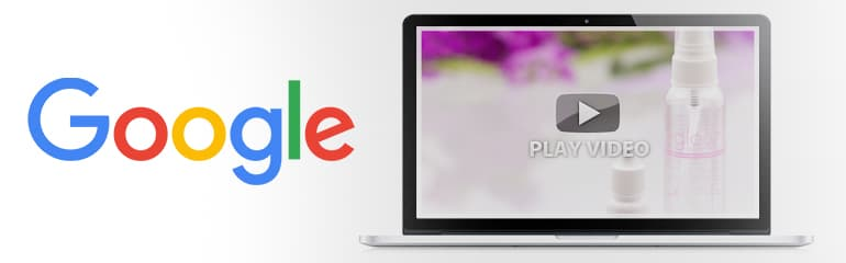 google has a natural inclination towards videos