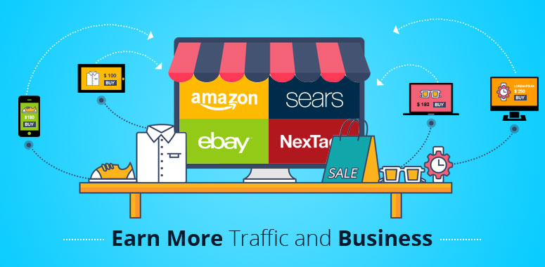 how online marketplace helps ecommerce businesses