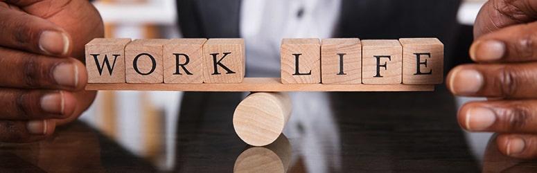 improve work life balance