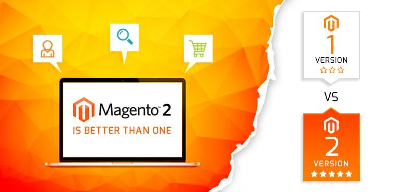 magento 2 better than magento 1
