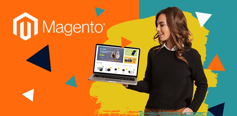 magento the best solution for ecommerce business