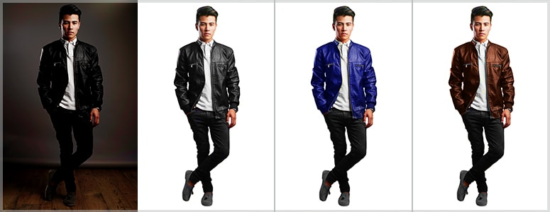 product image background removal with variation