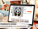 products video to boost your ecommerce business