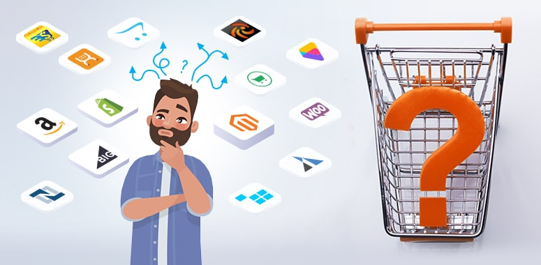 select your ecommerce platform