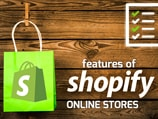 shopify online stores advantages