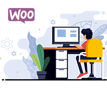 woocommerce data entry