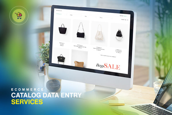 catalog data entry services