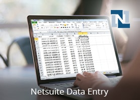 netsuite data entry