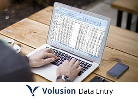 volusion data entry