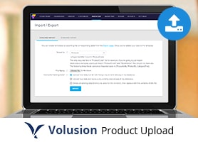 volusion product upload